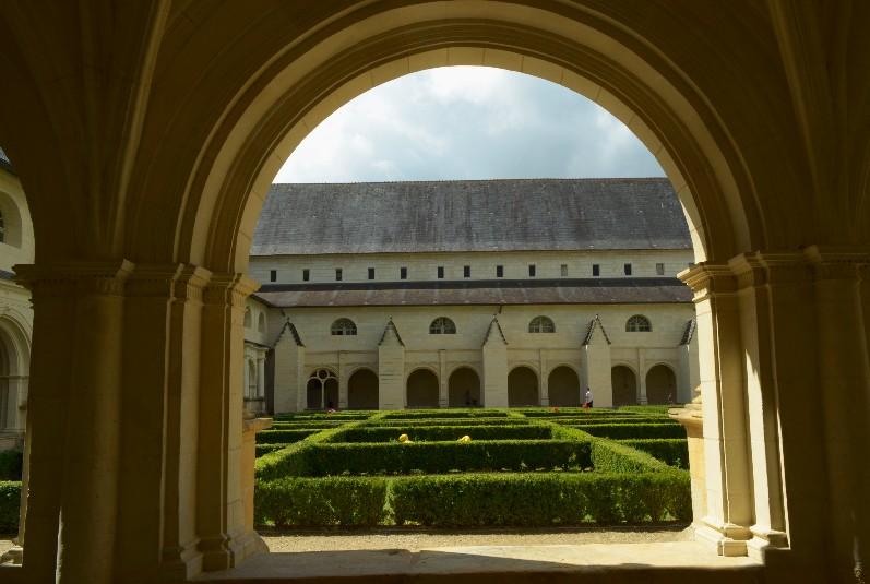 garden of grand moutier