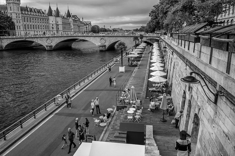 La seine — Let the Images Speak